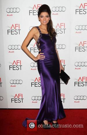 Blanca Blanco  AFI Fest - 'Rust and Bone' - Gala Premiere at the Grauman's Chinese Theatre - Arrivals...