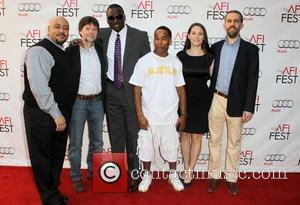 Raymond Santana, Ken Burns, Yusek Salam, Korey Wise, Sarah Burns, David Mcmahon and Egyptian Theater