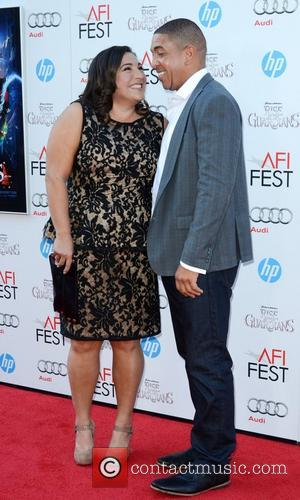 Jo Frost, Darrin Jackson AFI Fest - 'The Rise Of The Guardians' - Premiere - Arrivals Los Angeles, California -...