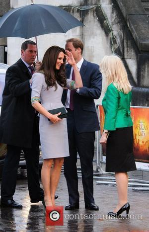Prince William, Duchess and Kate Middleton