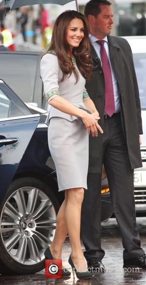 Kate Middleton Turns Heads In Stunning Cream Gown