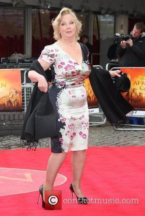 Deborah Meaden African Cats UK film premiere held at the BFI Southbank - Arrivals London, England - 25.04.12