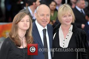 Mark Knopfler and guests African Cats UK film premiere held at the BFI Southbank - Arrivals. London, England - 25.04.12