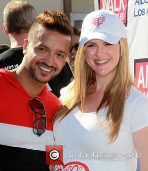 Jai Rodriguez and Sara Rue