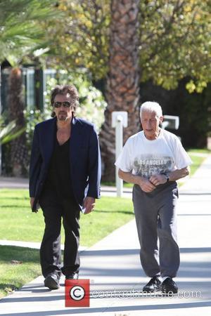 Al Pacino walking in Beverly Hills Los Angeles, California - 09.01.12