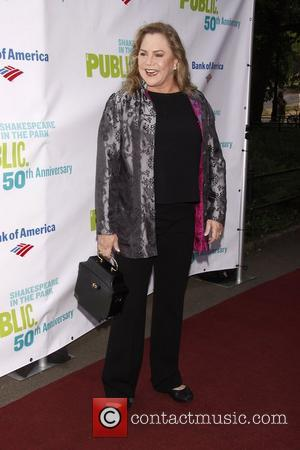 Kathleen Turner and Central Park