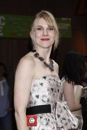Lily Rabe   50th Anniversary Gala to Honour Al Pacino held at the Delacorte Theater in Central Park, Manhattan...