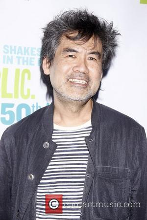 David Henry Whang   50th Anniversary Gala to Honour Al Pacino held at the Delacorte Theater in Central Park,...