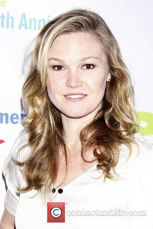 Julia Stiles   50th Anniversary Gala to Honour Al Pacino held at the Delacorte Theater in Central Park, Manhattan...