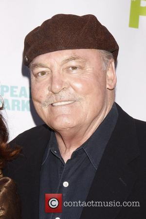Stacy Keach   50th Anniversary Gala to Honour Al Pacino held at the Delacorte Theater in Central Park, Manhattan...
