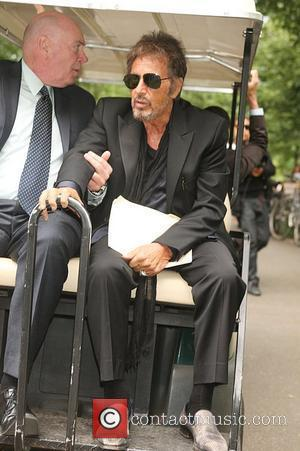 Disgraced Football Coach Joe Paterno To Be Played By Al Pacino?