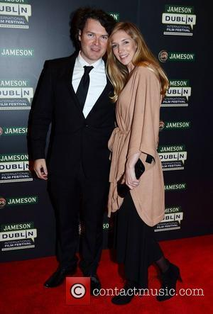 Brian Byrne and Casey Jones The Irish Premiere of Albert Nobbs at the Savoy cinema as part of the Jameson...