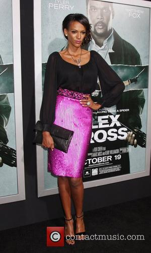 Judi Shekoni Premiere of Summit Entertainment's 'Alex Cross' at the ArcLight Cinemas Cinerama Dome - Arrivals Hollywood, California - 15.10.12