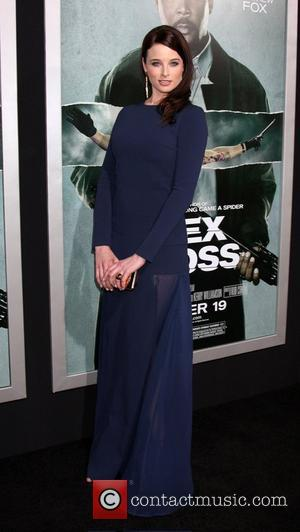 Rachel Nichols Premiere of Summit Entertainment's 'Alex Cross' at the ArcLight Cinemas Cinerama Dome - Arrivals Hollywood, California - 15.10.12