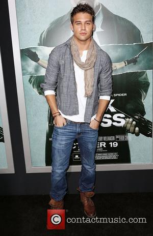Ryan Guzman Premiere of Summit Entertainment's 'Alex Cross' at the ArcLight Cinemas Cinerama Dome - Arrivals Hollywood, California - 15.10.12
