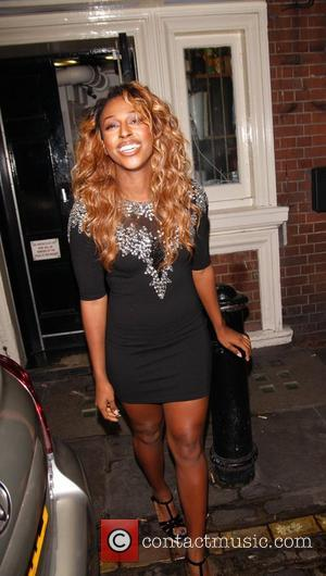Alexandra Burke Thrilled With West End Cameo
