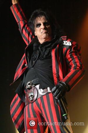 Pictures: Alice Cooper's Halloween Night Of Fear, Wembley Arena, London, October 28, 2012
