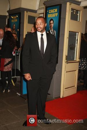 Donald Faison  'All New People' London Press Night held at the Duke of York's Theatre - Arrivals London, England...