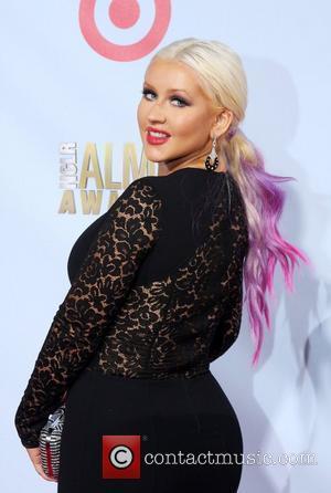 Christina Aguilera 2012 NCLR ALMA Awards, held at Pasadena Civic Auditorium - Arrivals Pasadena, California - 16.09.12