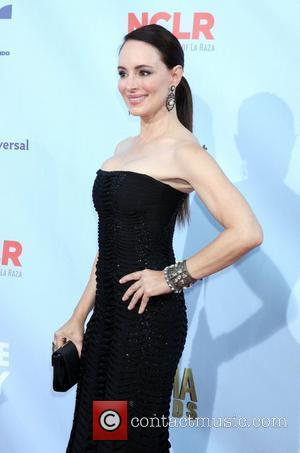 Madeleine Stowe  2012 NCLR ALMA Awards, held at Pasadena Civic Auditorium - Arrivals Pasadena, California - 16.09.12