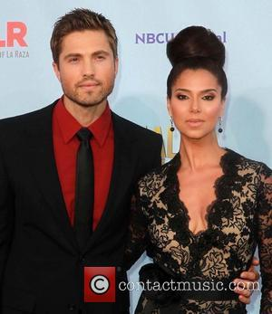 Eric Winter, Roselyn Sanchez  2012 NCLR ALMA Awards, held at Pasadena Civic Auditorium - Arrivals Pasadena, California - 16.09.12