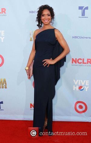 Gina Torres and Alma Awards