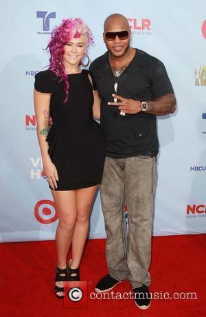 Flo Rida and Alma Awards