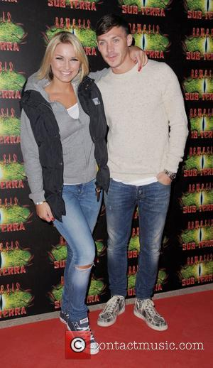 Sam Faiers and Kirk Norcross