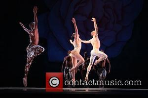 'Arden Court' dress rehearsal held at Alvin Ailey American Dance Theater New York City, USA - 30.11.11