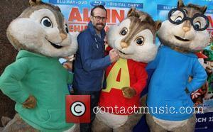 Jason Lee The Twentieth Century Fox Home Entertainment's Alvin And The Chipmunks: Chipwrecked Blu-ray and DVD Release Party held at...