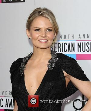Jennifer Morrison  The 40th Anniversary American Music Awards 2012, held at Nokia Theatre L.A. Live - Arrivals Los Angeles...