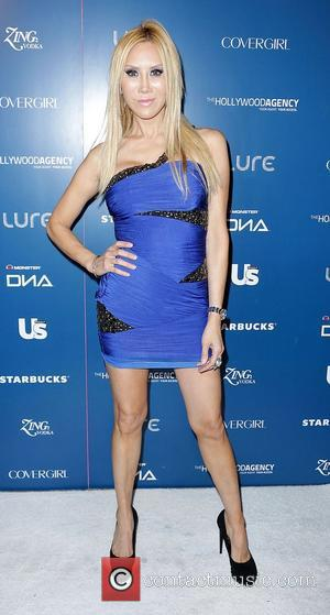 Tess Broussard,  at the official AMA After Party at Avalon hosted by the Hollywood agency and US Weekly at...