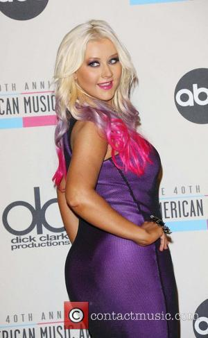Christina Aguilera 40th Anniversary American Music Awards - Nominations Announcement held at JW Marriott Los Angeles, at L.A. LIVE Los...