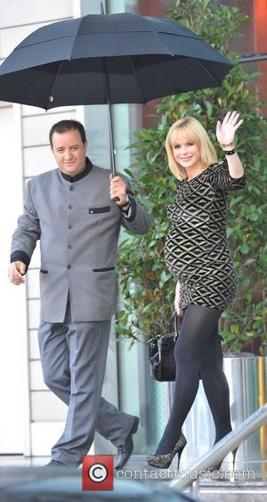 Amanda Holden Returns To Britain's Got Talent After Giving Birth