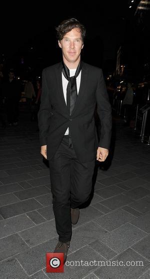 Benedict Cumberbatch, Spider Man and Odeon Leicester Square
