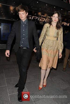 Sophie Ellis-bextor, Richard Jones, Spider Man and Odeon Leicester Square