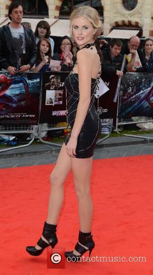 Donna Air, Spider Man and Odeon Leicester Square