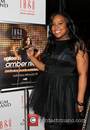 Amber Riley and Tabu Ultra Lounge