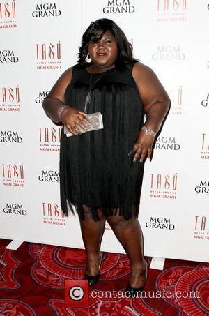 Gabourey Sidibe and Tabu Ultra Lounge