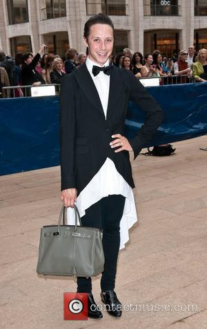 Johnny Weir The 2012 American Ballet Theater Spring Gala at The Metropolitan Opera House New York City, USA - 14.05.12