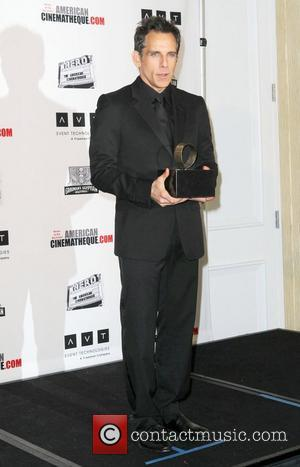 Ben Stiller Honoured At American Cinematheque Awards