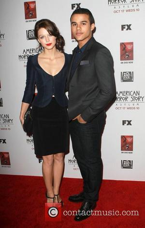 Melissa Benoist, Jacob Artist Premiere Screening of FX's 'American Horror Story: Asylum' at the Paramount Theatre  Hollywood, California -...