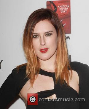 Rumer Willis Premiere Screening of FX's 'American Horror Story: Asylum' at the Paramount Theatre  Hollywood, California - 13.10.12