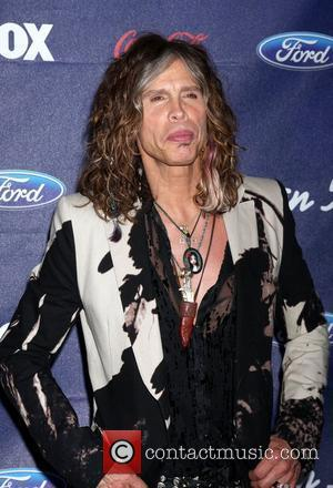 Steven Tyler Upset By Perry's Tv Fighting Talk