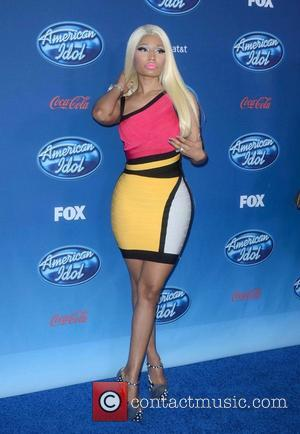 Nicki Minaj Calls American Idol Hopeful