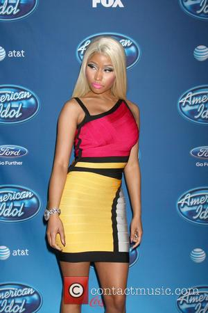 Nicki Minaj American Idol Premiere Event at Royce Hall, UCLA in Westwood  Featuring: Nicki Minaj Where: Westwood, CA, United...