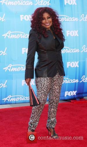 Chaka Khan  'American Idol' Season 11 grand finale show held at Nokia Theatre L.A. Live - Arrivals Los Angeles,...
