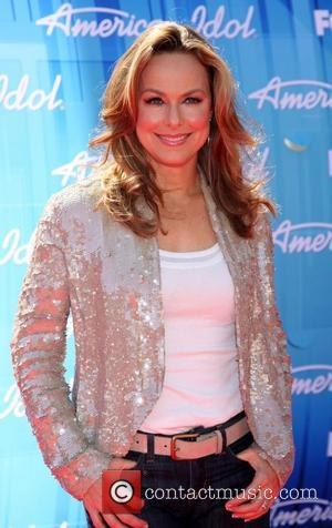 Melora Hardin 'American Idol' Season 11 grand finale show held at Nokia Theatre L.A. Live - Arrivals Los Angeles, California,...
