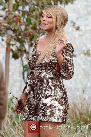 Mariah Carey, American Idol Filming