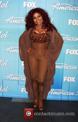 Chaka Khan  'American Idol' Season 11 grand finale show held at Nokia Theatre L.A. Live - Press Room Los...